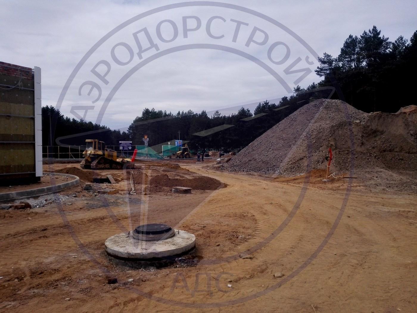 Азс бетона бетон курумоч